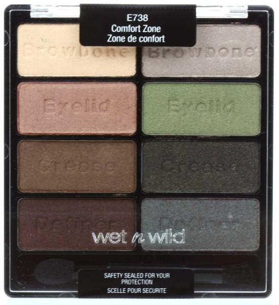 wet n wild - Lidschatten Palette- Color Icon Eyeshadow - Comfort Zone