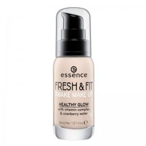 essence - Foundation - fresh & fit awake make up - fresh nude