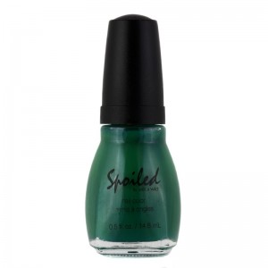 wet n wild - Nagellack - Spoiled Nail Color - 074 - Green to be Heard