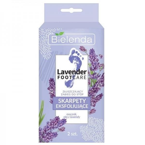 Bielenda - Fußmaske - Lavender Foot Care - Softening Socks for Feet