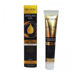 REVOX - Gesichtscreme - Argan Oil Day Cream