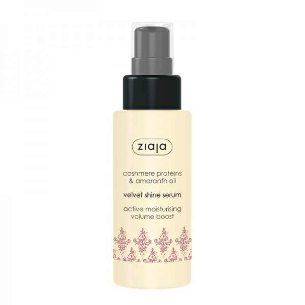 Ziaja - Cashmere Proteins & Amaranth Oil Velvet Shine Serum