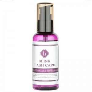 Blink - Remover - Stylist & Care - Pure Clear Lip & Eye Remover