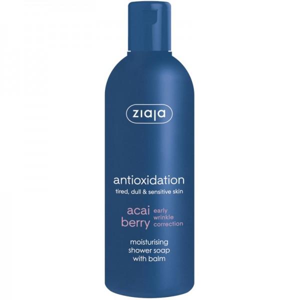 Ziaja - Acai Berry Shower Soap with Body Balm