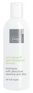 Ziaja Med - Shampoo antiforfora - Anti-Dundruff Shampoo with Piroctone Olamine And Zinc