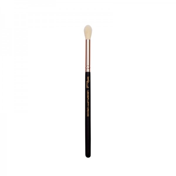 lenibrush - Kosmetikpinsel - Fluffy Crease Brush - LBE08 - Matte Black Edition