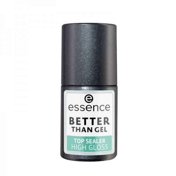 essence - Top Coat - better than gel top sealer high gloss