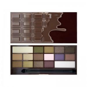 I Heart Makeup - Lidschatten Palette - Wonder Palette - I Heart Chocolate