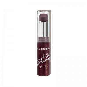LA Colors - Lippenstift - Oh So Shiny Lip Color - Bronzed