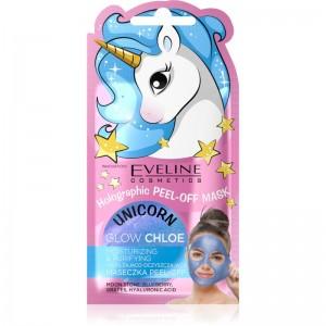 Eveline Cosmetics - Face Mask - Unicorn Peel-Off Mask Glow Chloe