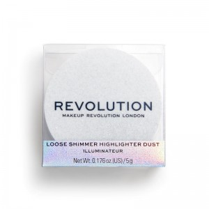 Revolution - Highlighter - Loose Shimmer Highlighter - Iced Diamond