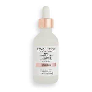 Revolution - Serum - 10% Niacinamide + 1% Zinc Blemish & Pore Refining Serum SUPER SIZED