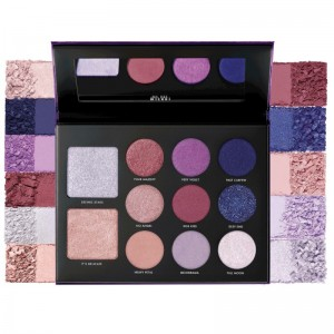 Milani - Lidschattenpalette - Gilded Violet Eye & Face Palette