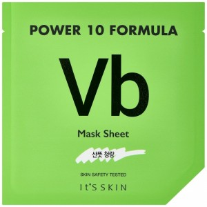 Its Skin - Power 10 Formula VB Mask Sheet