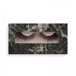 Revolution - Falsche Wimpern - 3D Faux Mink Lashes - Fluffy