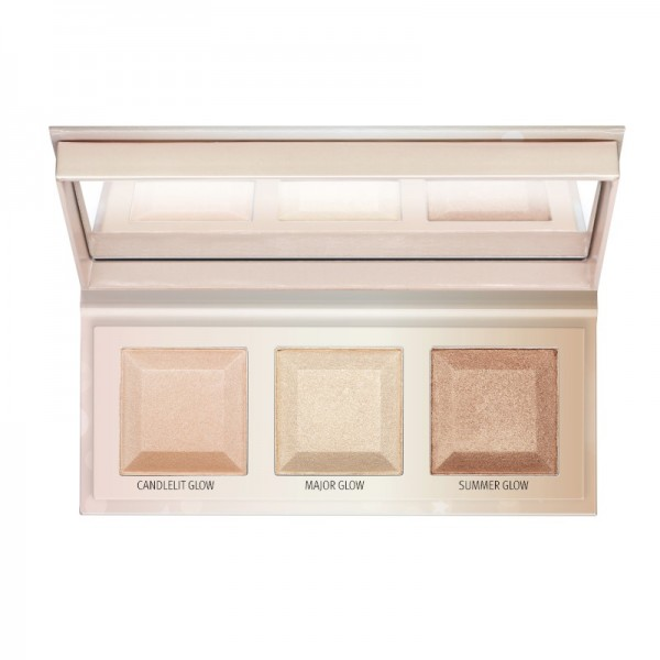 essence - Highlighterpalette - Choose Your Glow highlighter palette