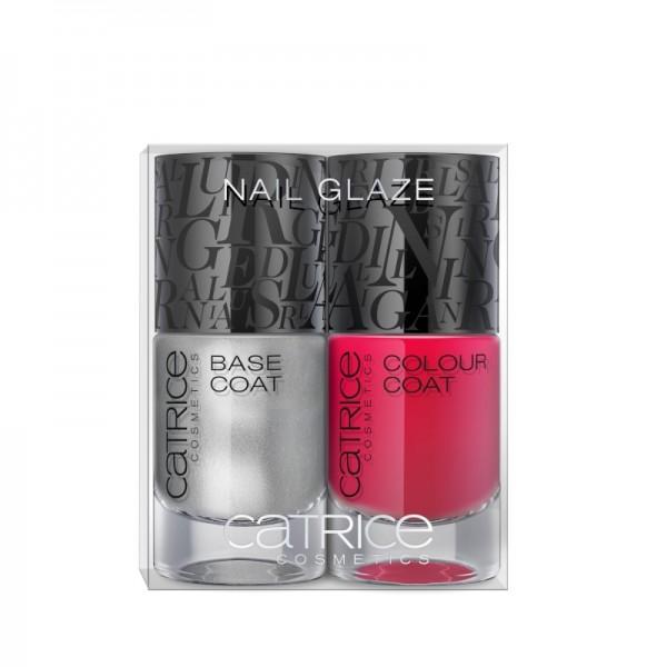 Catrice - Nagellack Set - Alluring Reds - Nail Glaze - C02 Art Of Seduction