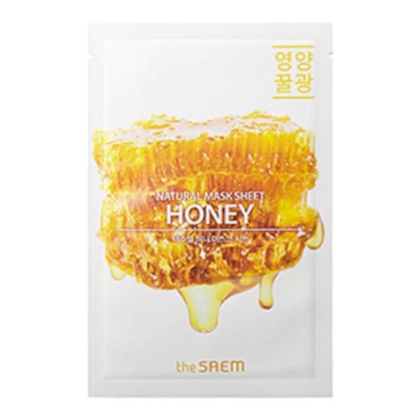 the SAEM - Gesichtsmaske - Mask Sheet - Natural Honey