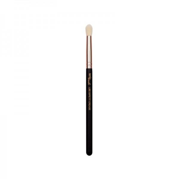 lenibrush - Petit Crease Brush - LBE13 - Matte Black Edition