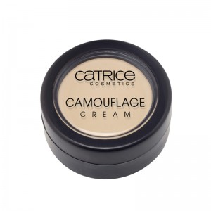 Catrice - Concealer - Camouflage Cream - Ivory 010