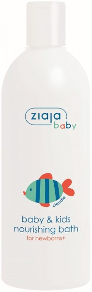 Ziaja - Baby-Pflegebad - Baby & Kids Nourishing Bath - Newborns and older