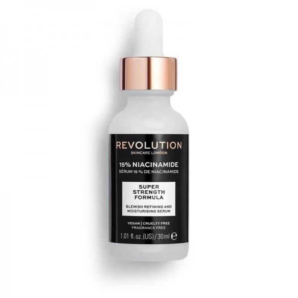 Revolution - Serum - Skincare 15% Niacinamide Super Serum