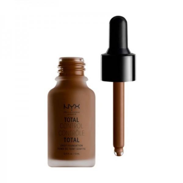 NYX - Total Control Drop Foundation - Deep Espresso