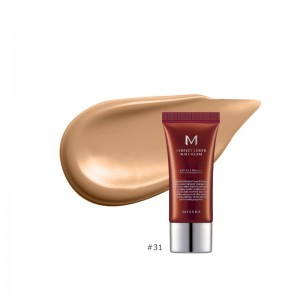 MISSHA - BB Cream - M Perfect Cover BB Cream - SPF42 - No.31/Golden Beige - 20ml