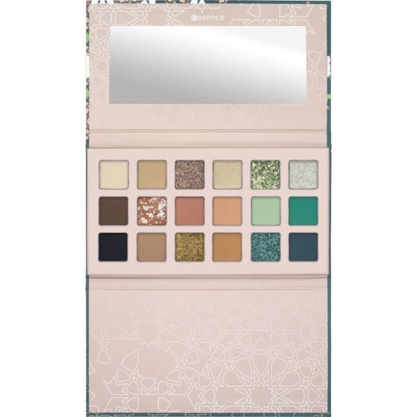 essence - Lidschattenpalette - eyeshadow palette by Merve - 01 Orient Meets Occident