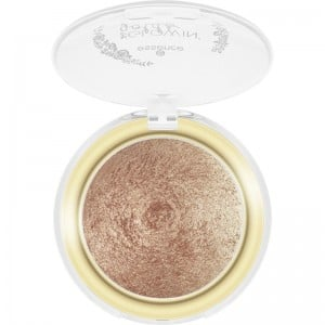 essence - the glowin' golds vitamin C baked highlighter - 01 Golden Days Ahead