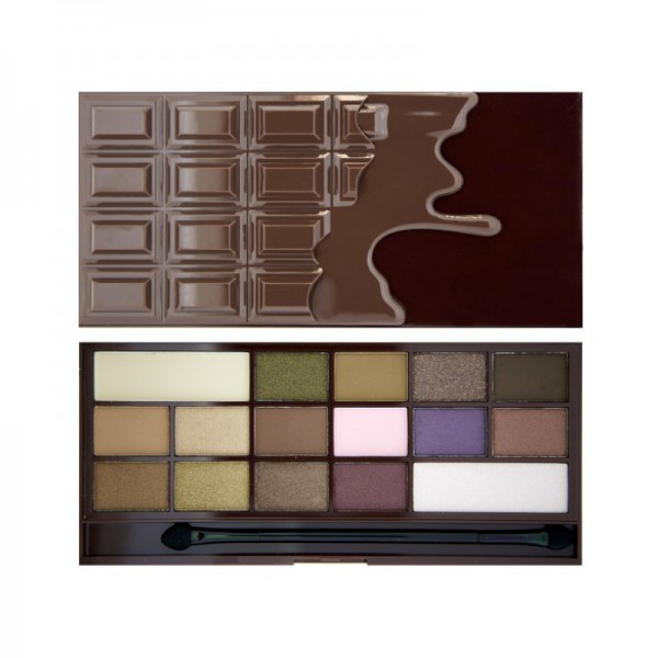 I Heart Makeup - Wonder Palette - I Heart Chocolate