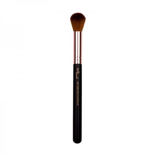 lenibrush - Blend Contour Brush - LBF18 - Matte Black Edition