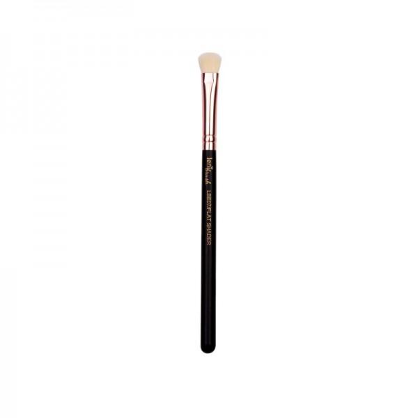 lenibrush - Kosmetikpinsel - Flat Shader Brush - LBE07 - Matte Black Edition