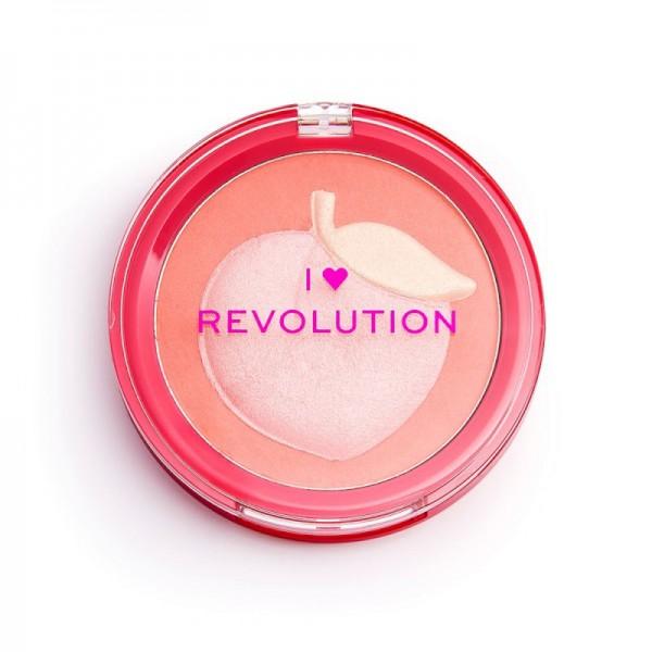 I Heart Revolution - Rouge - Fruity Blusher Peach