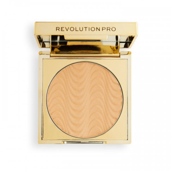 Revolution Pro - Puder - CC Perfecting Pressed Powder - Warm Maple