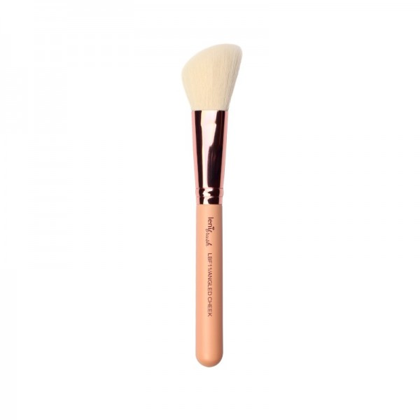 lenibrush - Kosmetikpinsel - Angled Cheek Brush - LBF11 - The Nude Edition