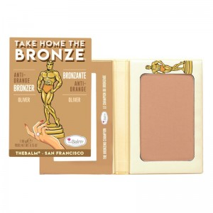 The Balm - Powder Bronzer - Take Home The Bronze - Oliver