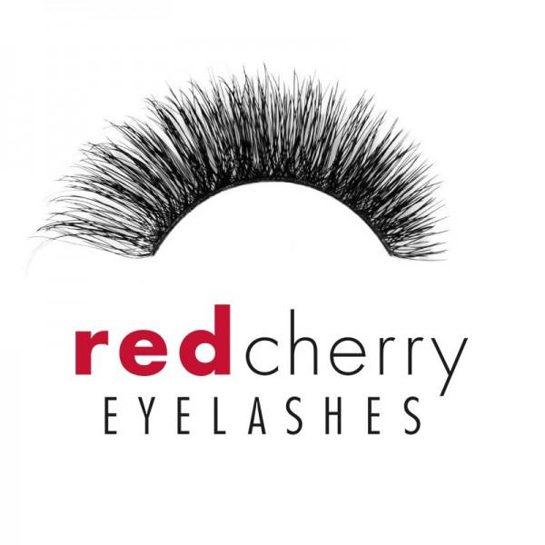 Red Cherry - False Eyelashes - Drama Queen - Delphine - Human Hair