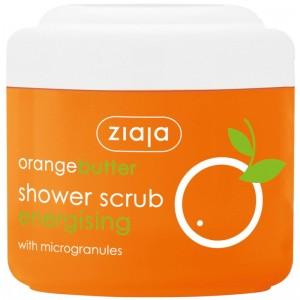 Ziaja - Orange Butter Shower Scrub with Microgranules