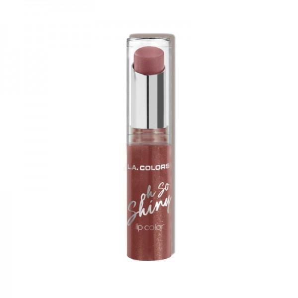 LA Colors - Oh So Shiny Lip Color - Bare Bling