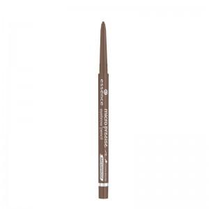 essence - Augenbrauenstift - micro precise eyebrow pencil - 02 light brown
