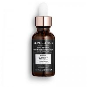 Revolution - Serum - Skincare 0.5% Retinol Super Serum with Rosehip Seed Oil
