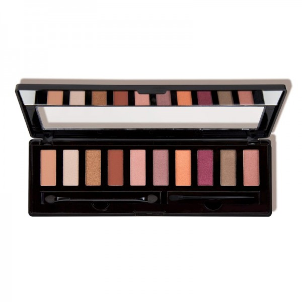 LA Colors - Personality Eyeshadow Palette - Frisky