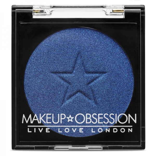 Makeup Obsession - Mono Lidschatten - E145 - Azure