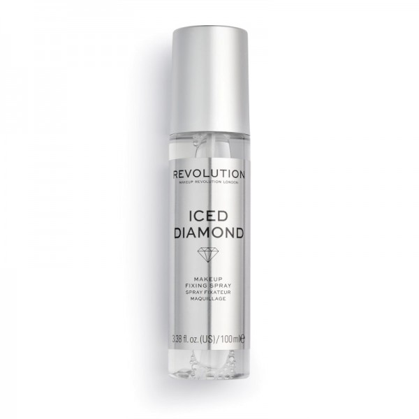 Revolution - Fixierspray - Fixing Spray - Iced Diamond