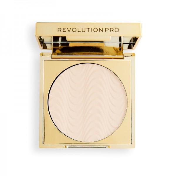 Revolution Pro - CC Perfecting Pressed Powder - Ivory