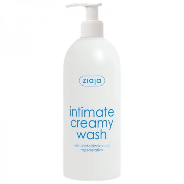 Ziaja - Intimate Creamy Wash - Lactobionic Acid - Regenerative