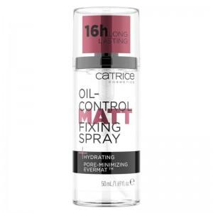 Catrice - Fixierspray - Oil-Control Matt Fixing Spray
