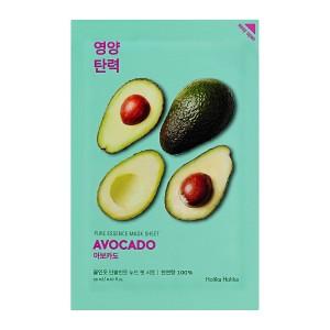 Holika Holika - Pure Essence Mask Sheet - Avocado