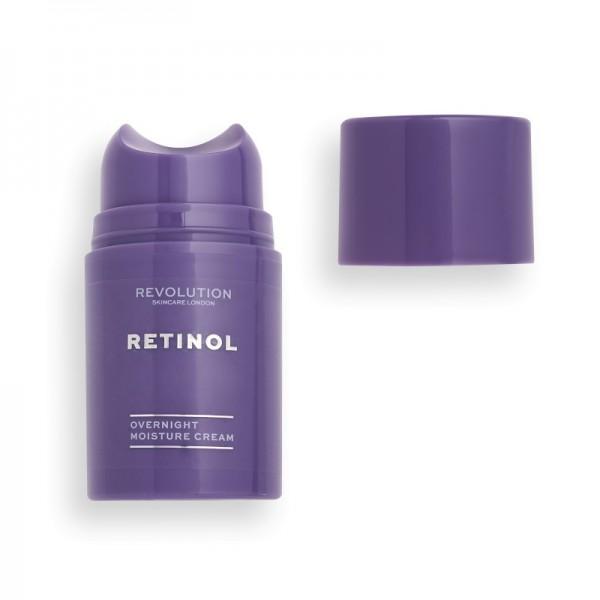 Revolution - Skincare Retinol Overnight Moisture Cream